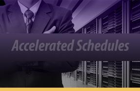 accelerated schedules